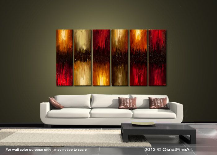 painting on a living room background Art/Sofa Paintings