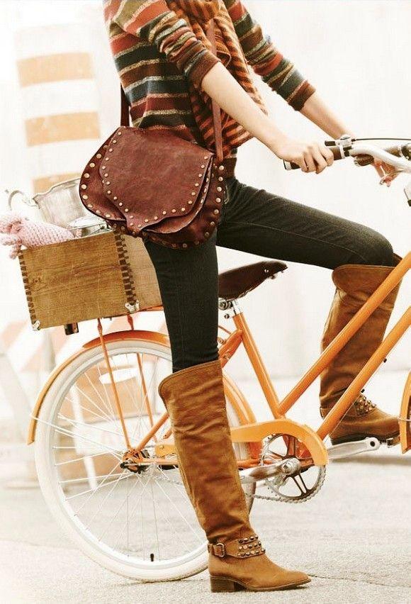 Women's tall winter riding boots – New Fashion Photo Blog