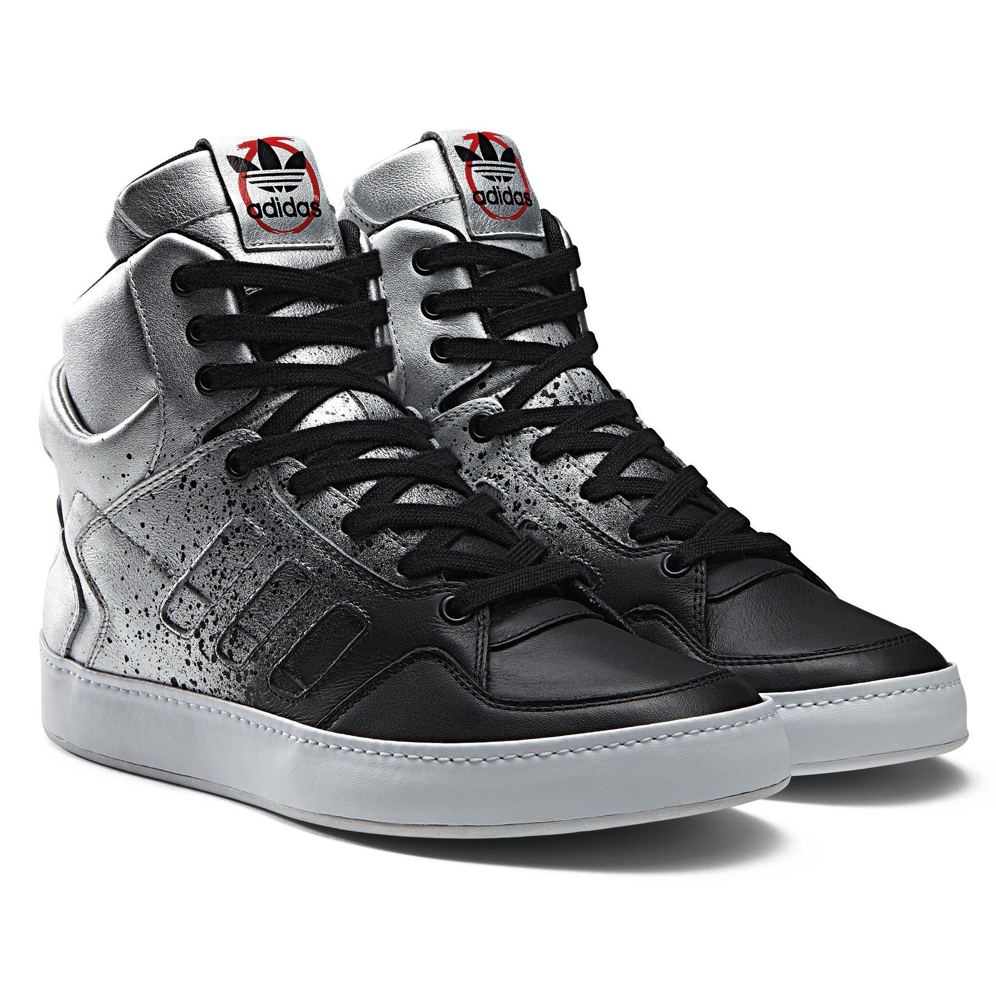 adidas bankshot rita o scarpe adidas noi moda pinterest