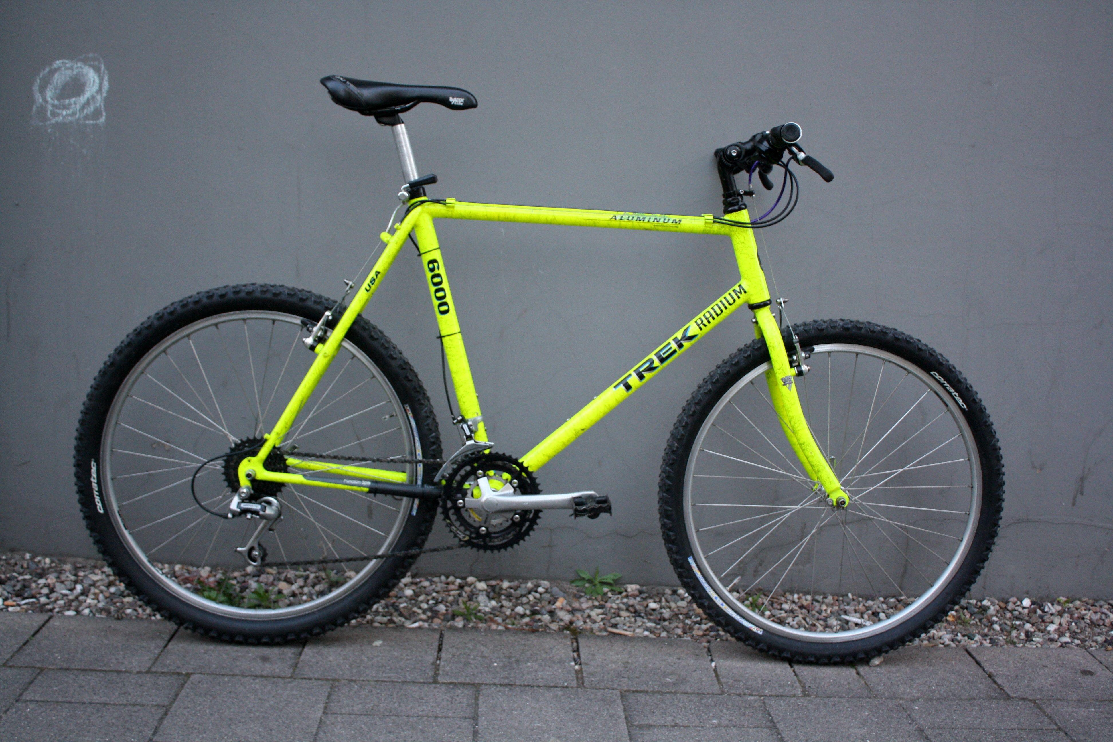 Trek 6000 classic mtb | RETRO MTB 121 | Trek bikes, Gt bikes, Bicycle