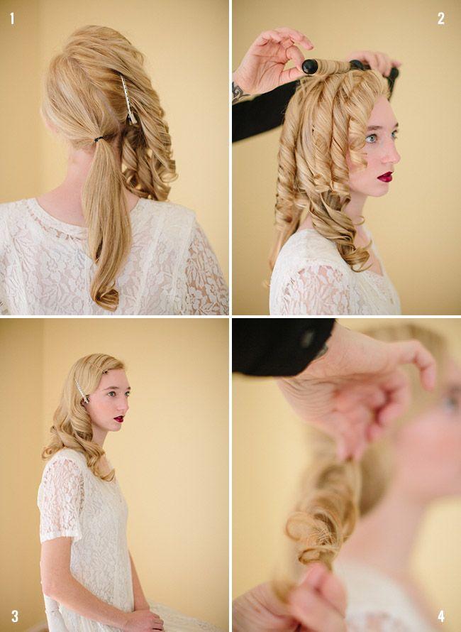 5 peinados fáciles para invitadas de boda ¡Paso a paso!