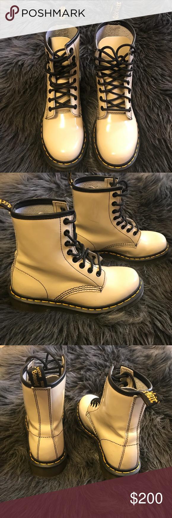 1311bed71c18 Dr martens boots size 6 - docs doc martens Doc martens size 6 boots  barely