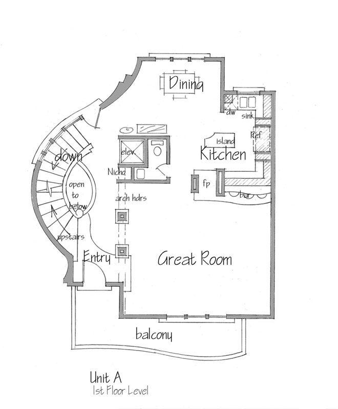 Fantasy House Plan Willow A