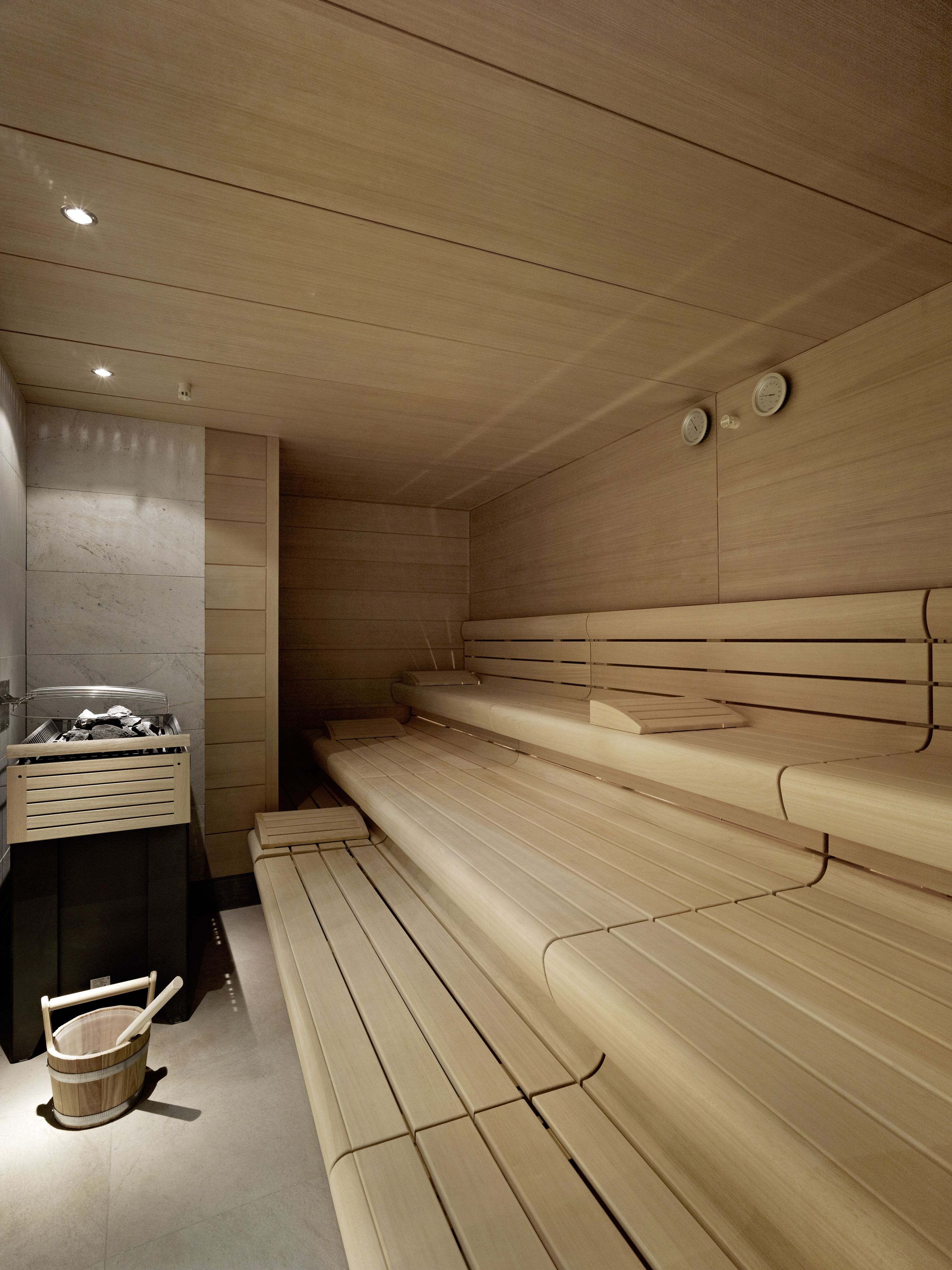 Sauna credit gregor titze sans souci spa pinterest - Oasis bano turco sl ...