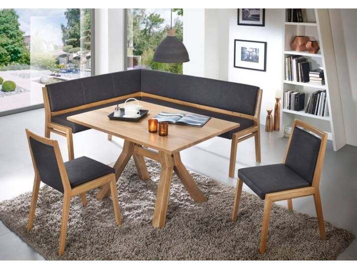 Modernes Design in Verbindung mit Komfort und Platzgewinn. Wer behauptet, Eckbänke wären wuchtig und nehmen viel Raum ein, hat noch nicht unsere SOUL