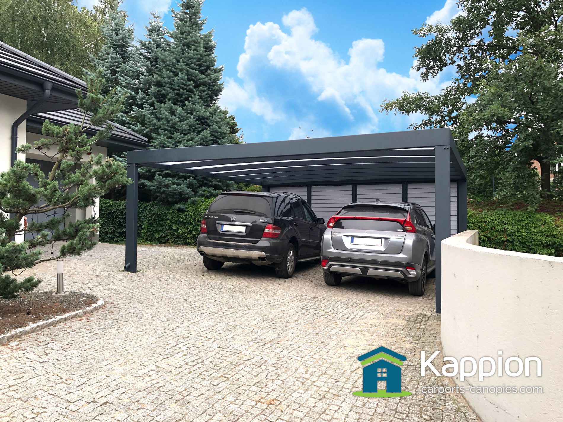 Hand-made Carports & Canopies | Carport canopy, Commercial ...