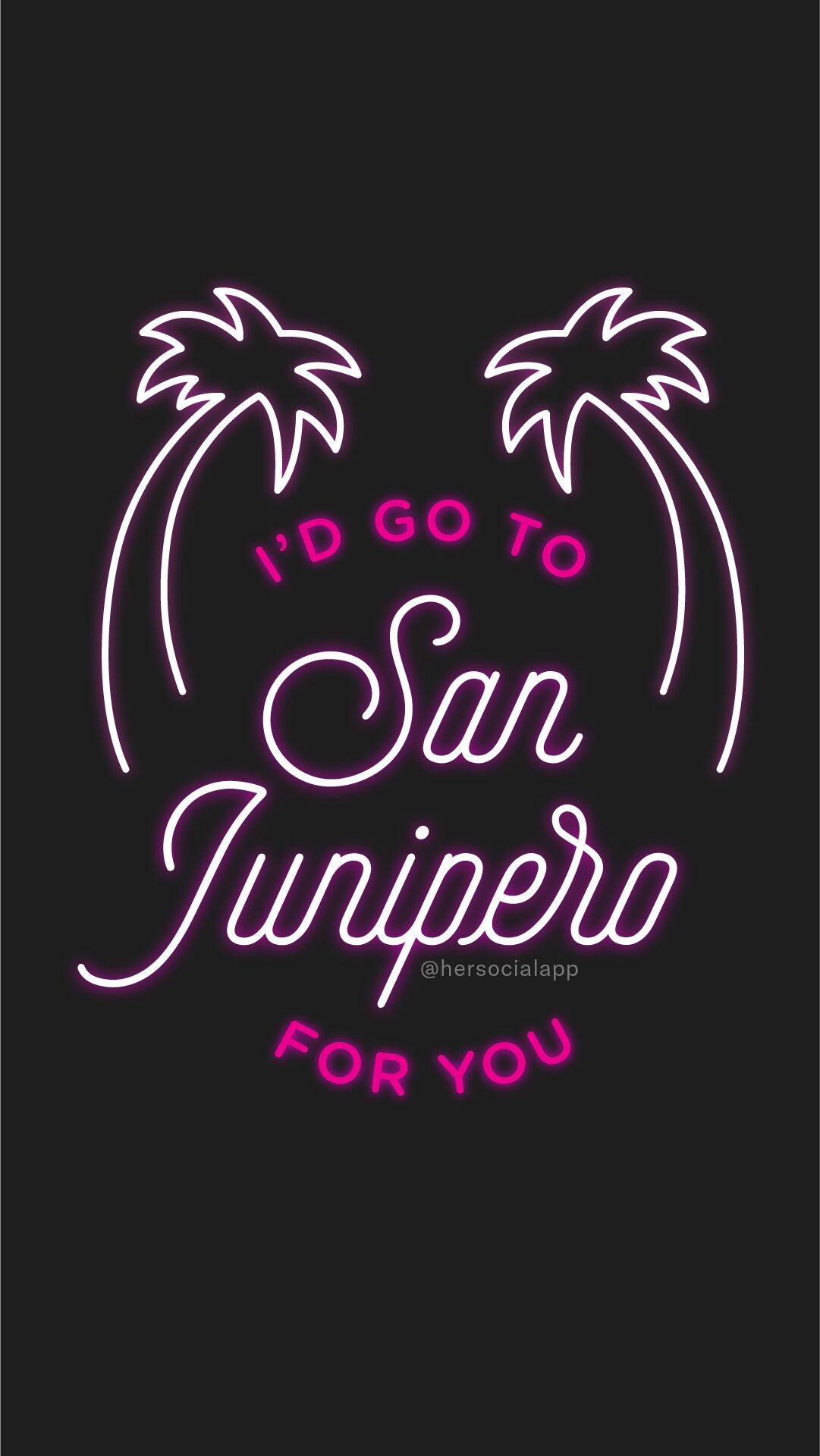Happy Valentine's Day Find your San Junipero love on HER