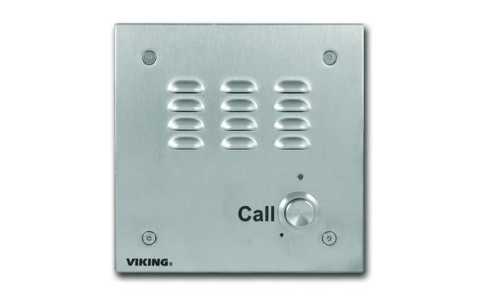 Viking S E 30 Ip Provides Handsfree Voip Sip Communication Voip