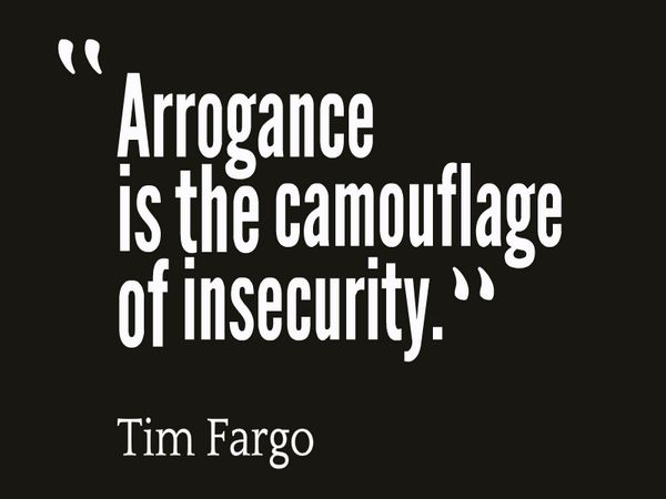 ego and insecurity quotes