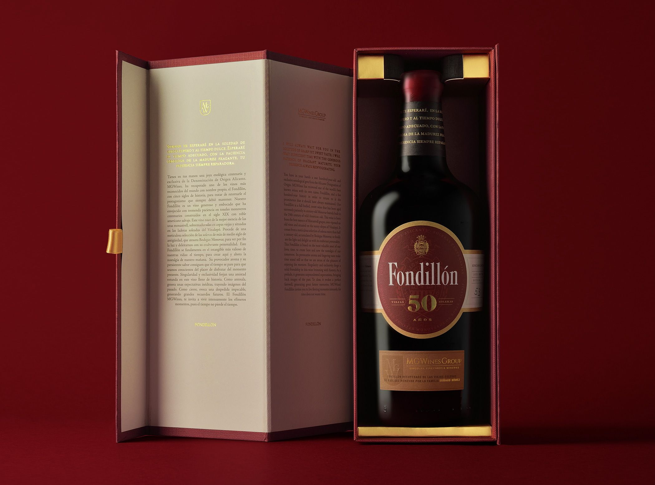 Fondillon 50 Anos On Behance Macallan Whiskey Bottle Whiskey Bottle Bottle