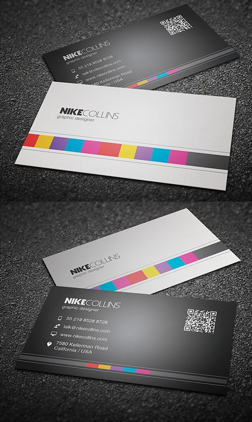 Business Cards Design  Amazing Examples To Inspire You