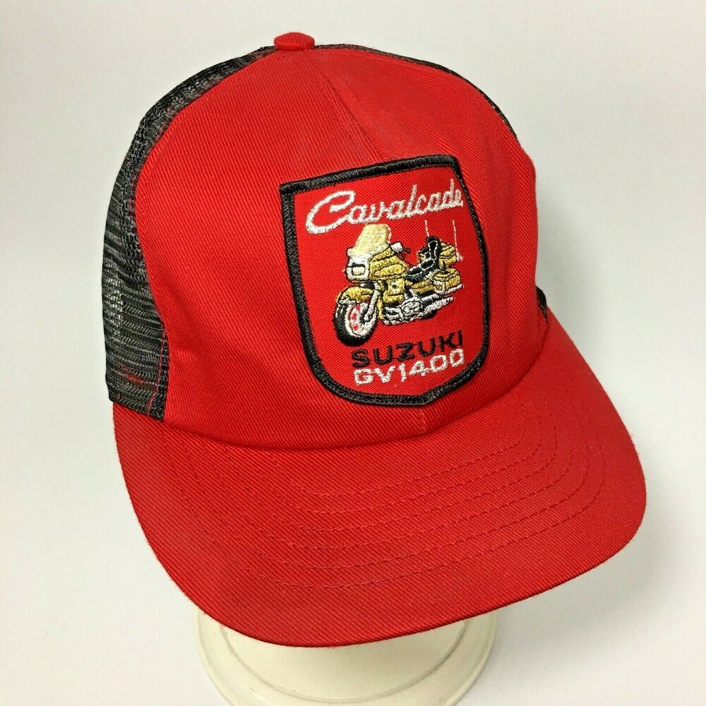 All Cotton Trucker Caps Yamaha-Motorcycle Snapback Classic Mesh Hats