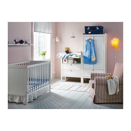 SUNDVIK Cuna, blanco | Dormitorios infantiles, Dormitorio y Infantiles