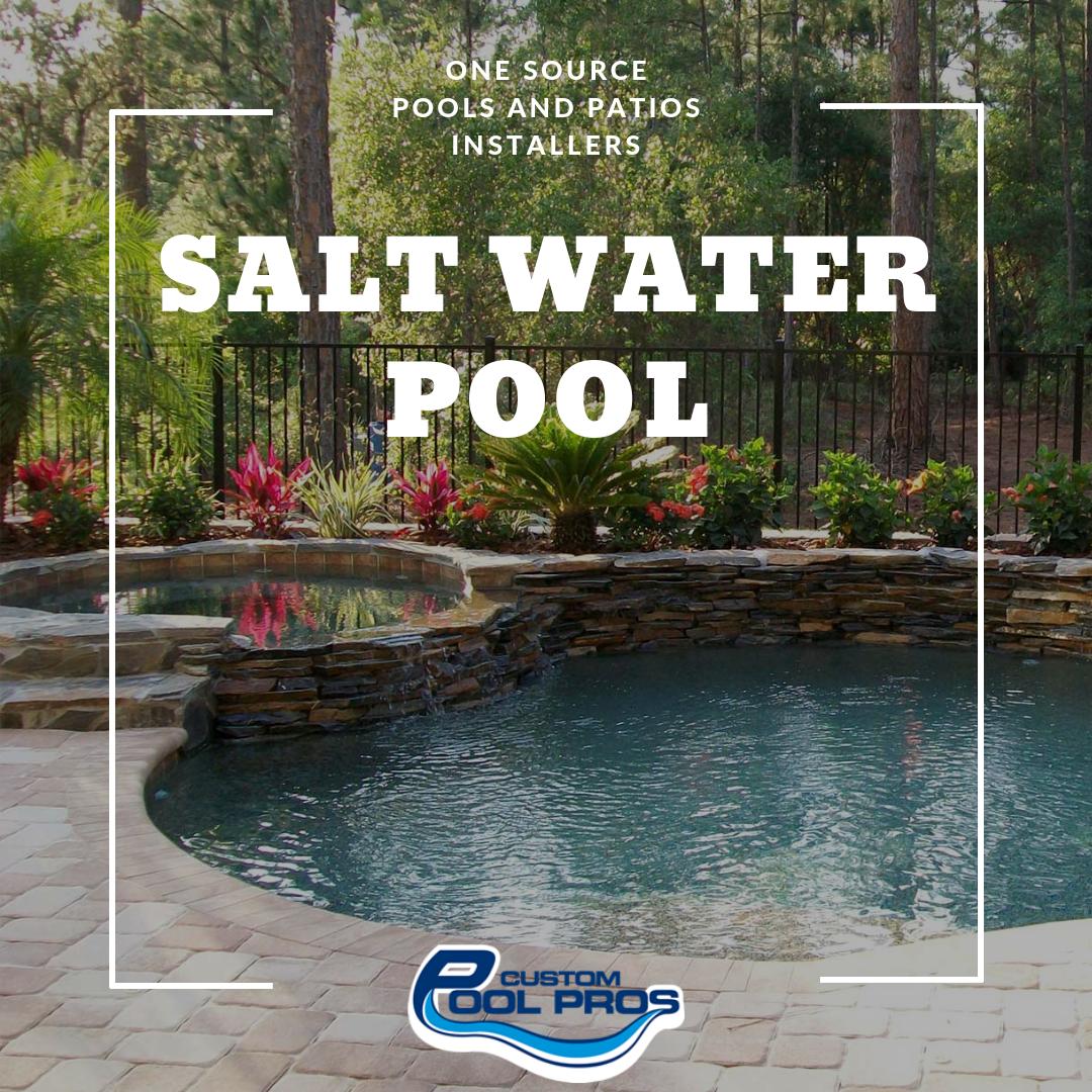 Superior Salt Water Swimming Pools Installation In Nj Salt Water Swimming Pool Swimming Pool Installation Saltwater Pool