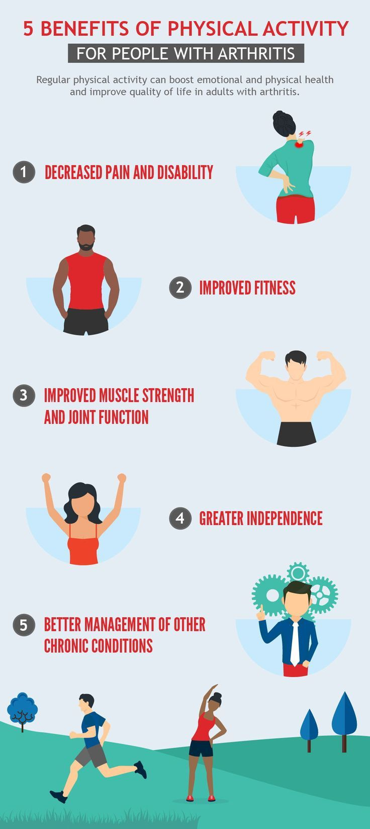 Physical activities benefits physical activities