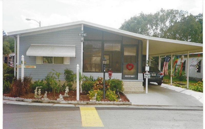 PRICE REDUCED Mobile Home For Sale In A High End Park Lakeland Florida