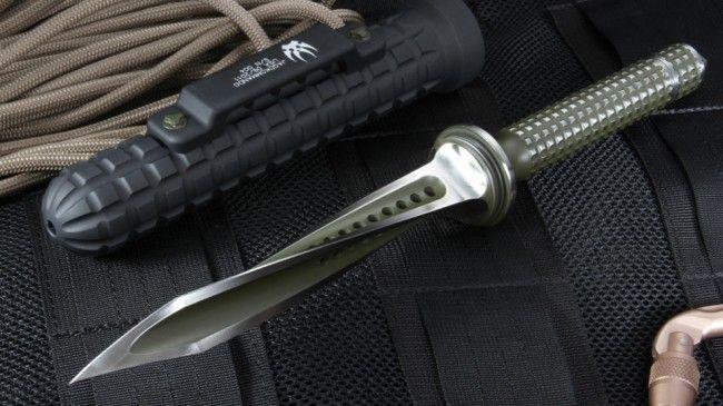 Jagdkommando Integral Tri Dagger Fixed Blade Knife 650x365 Jagdkommando Integral Tri Dagger Fixed Blade Knife