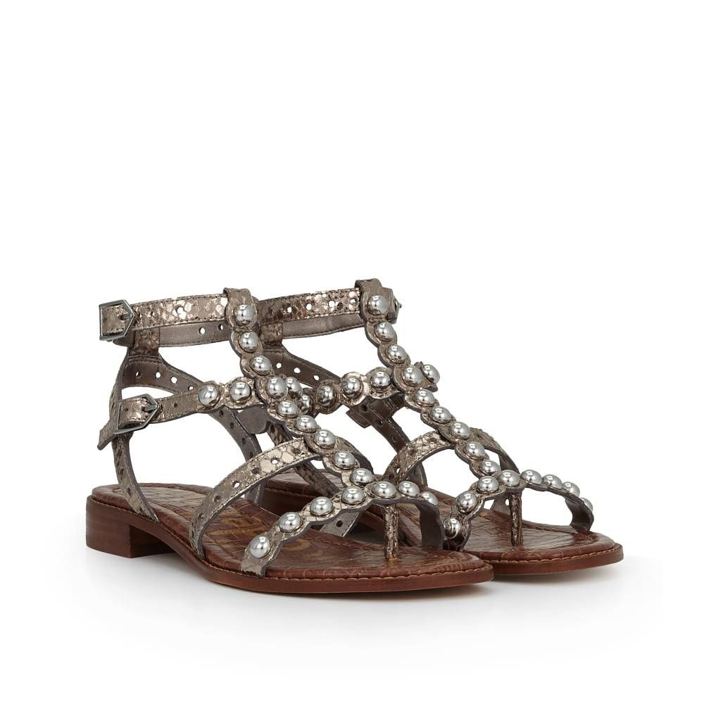 11e65242dfbf Discover the Elisa Studded Gladiator Sandal and other Sandals by Sam Edelman.  Shop the latest styles in shoes