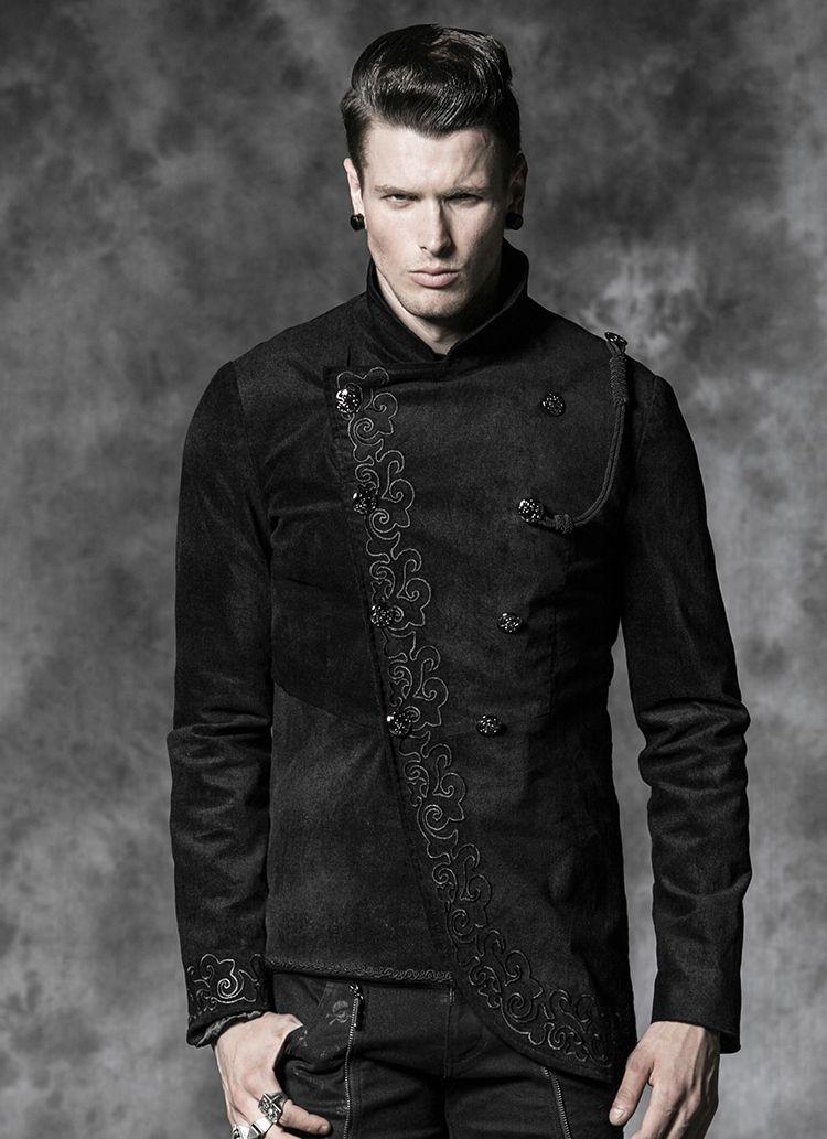 Veste 'lord Rave Homme Of Darkness' Punk Gothique qr0vwIqF