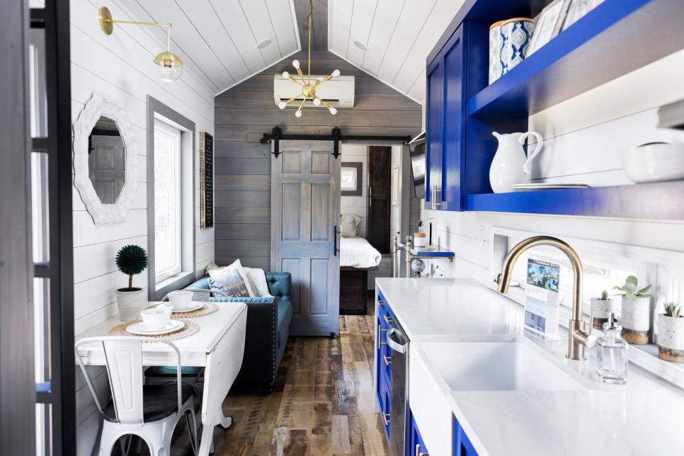 30 Impressive Tiny Homes Overflowing With Style Hgtv Tiny