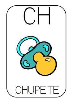 Ch - chupete