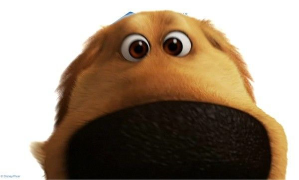 pixar up meet dug