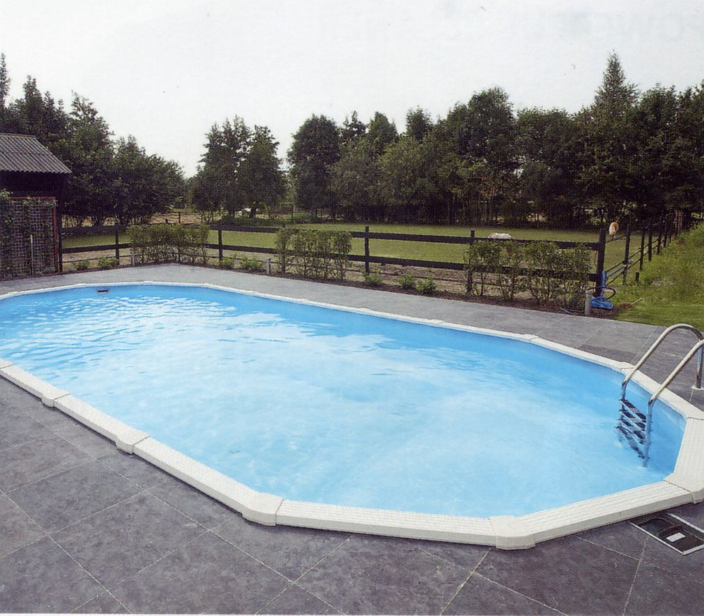 images of doughboy pools   Doughboy \'Regent\' Steel & Resin Swimming ...