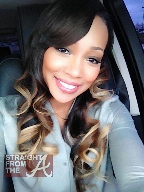 Monica Brown StraightFromTheA-10 | HAIRS | Long hair ... - photo#9