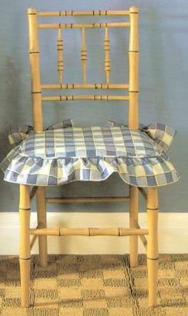 guía del curso | tomar medidas, sillas de comedor y el costurero