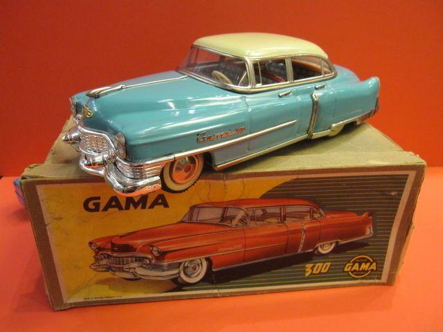 Original Cadillac Cream Turquoiseamp; Gama 300 All MintBox kZPiuOTX