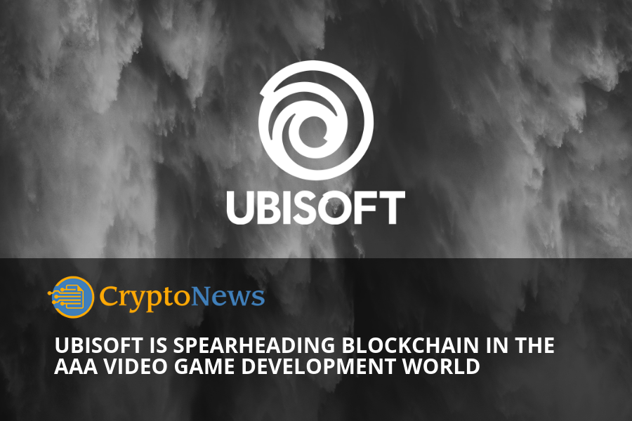 Ubisoft Is Spearheading Blockchain In The Aaa Video Game Development World Video Game Development Game Development Ubisoft