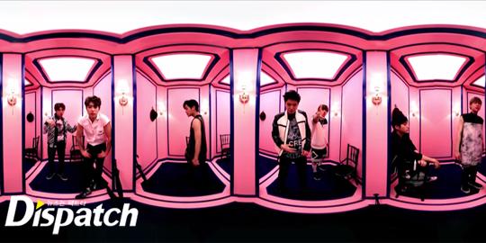 "[Info] 150715 Naver Starcast: ""INFINITE is moving!""… INFINITE's waiting room of 360 degrees | Infinite CHING-GYU"