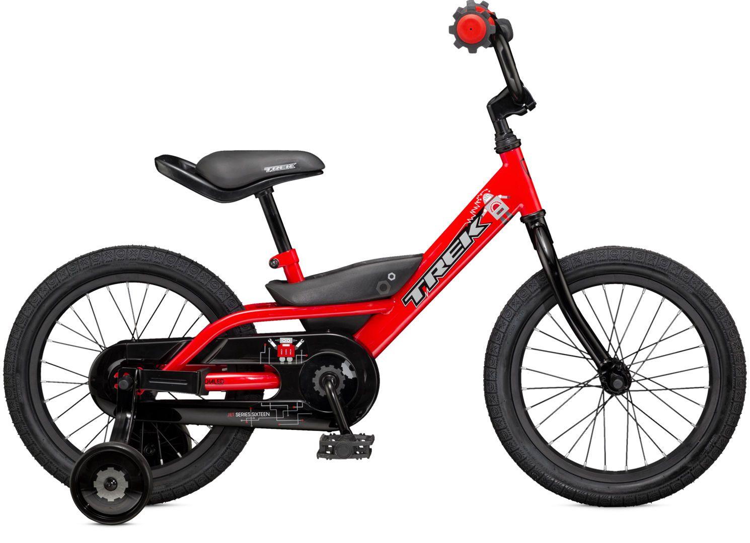 Jet 16 Kids Collection Trek Bicycle Trek Bicycle Kids Bike Trek Bikes