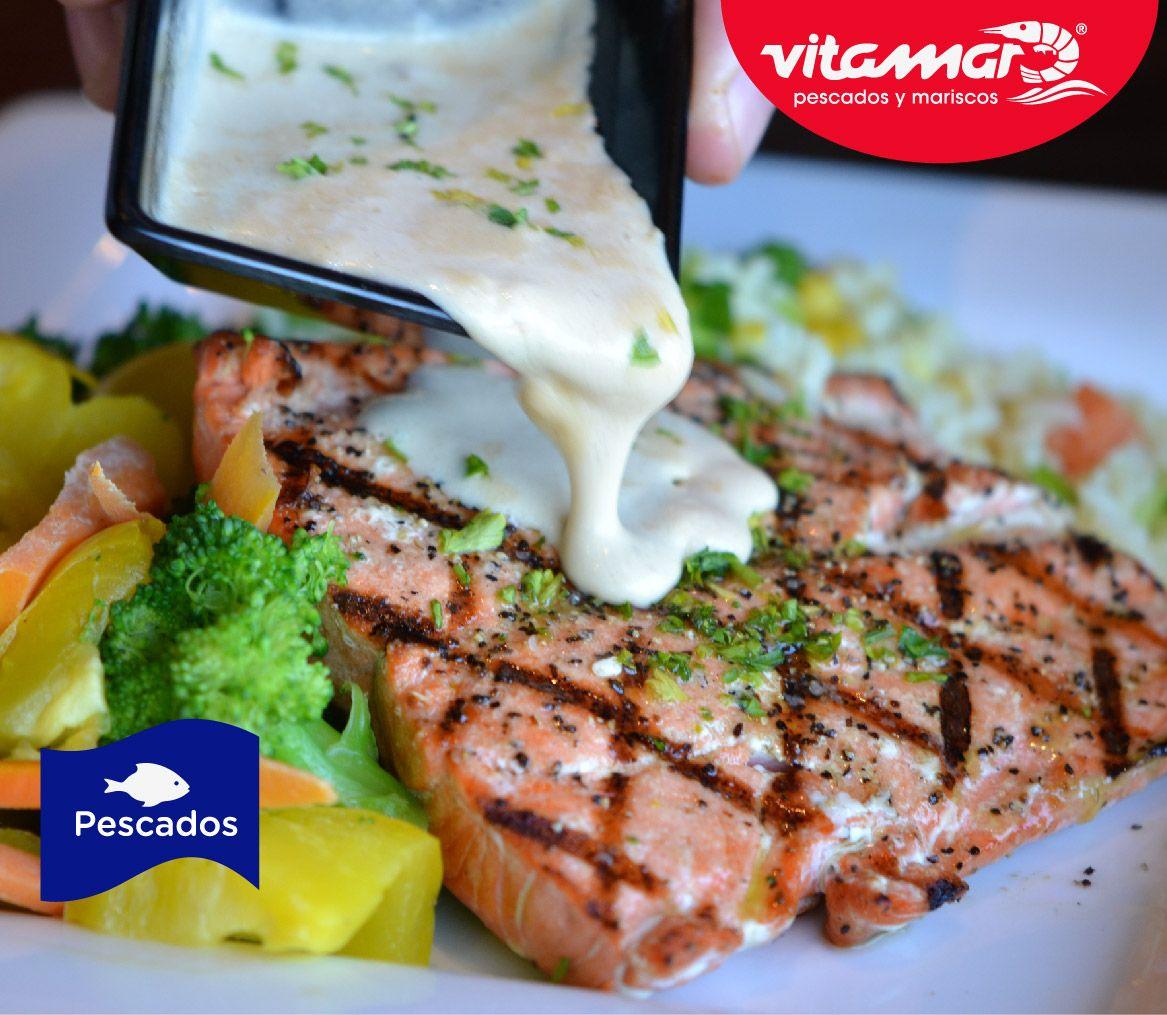 #TipsVitamar Para aprovechar al máximo los beneficios del pescado, basta con comerlo crudo o cocinado rápidamente. En cualquier caso, todo está en función de los gustos de cada uno y del tipo de pescado. El filete de salmón es suculento si se consume crudo, en ensalada, o marinado en una salsa especial.