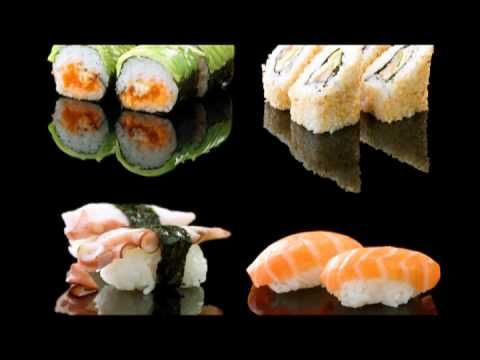 Sushi diet weight loss plan