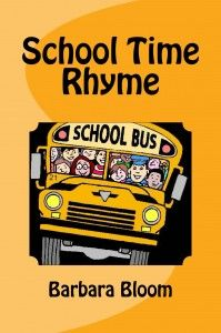 School Time Rhyme Five Star Review. A rhyming children's