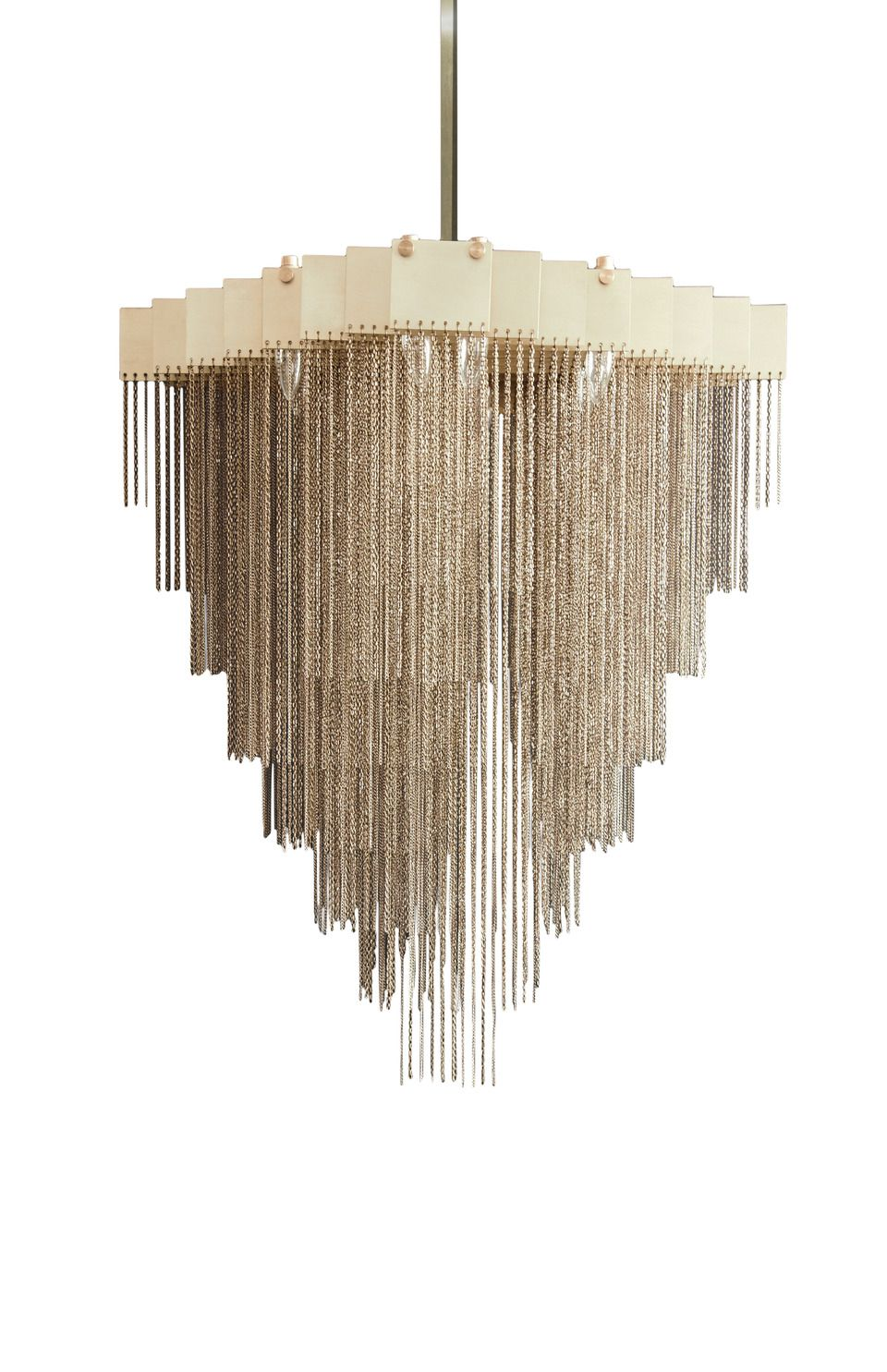 Buy brass kelly chandelier by gabriel scott ceiling lighting buy brass kelly chandelier by gabriel scott ceiling lighting dering hall aloadofball Image collections