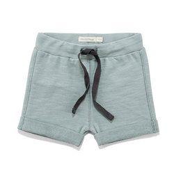 Phil & Phae sweat shorts Bae sage