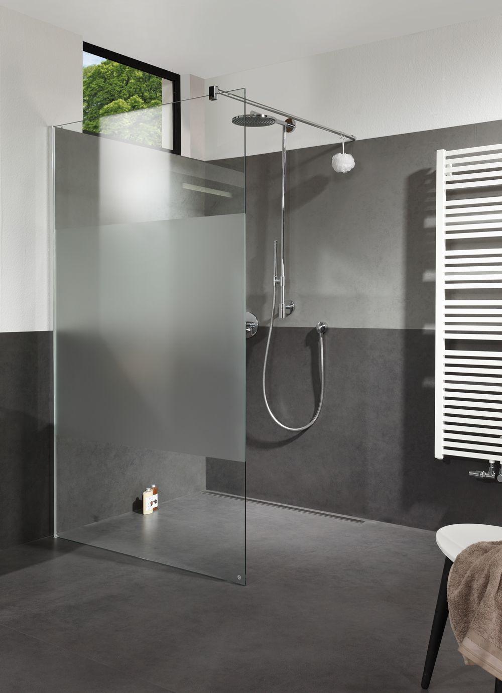 Badezimmer Fliesen 2 Farbig