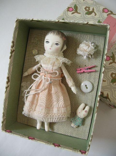 kageyama taeko--doll and accoutrements