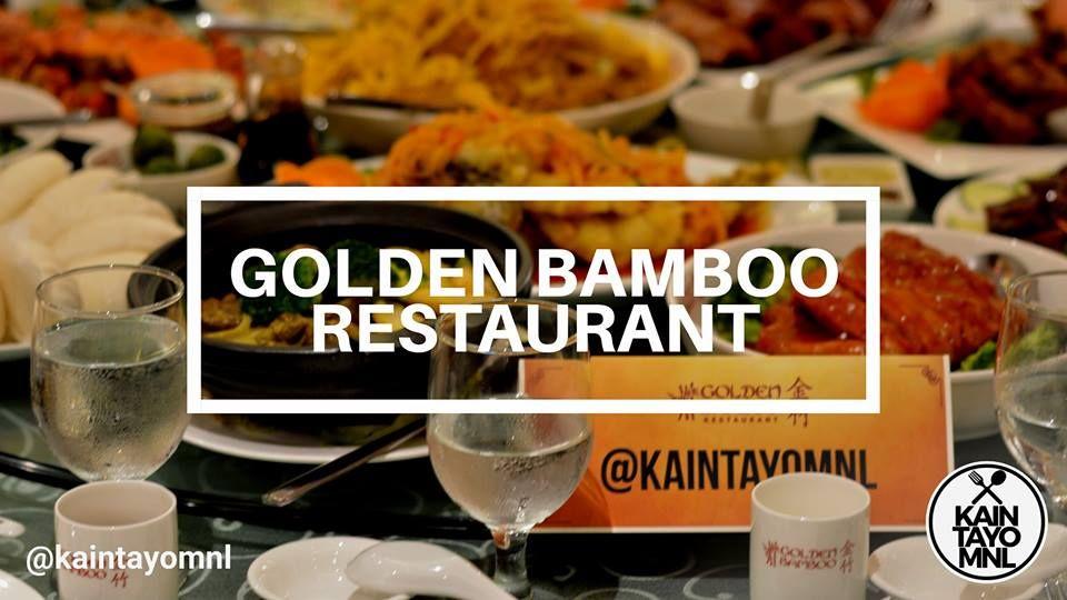 Makati eats golden bamboo restaurant bamboo restaurant