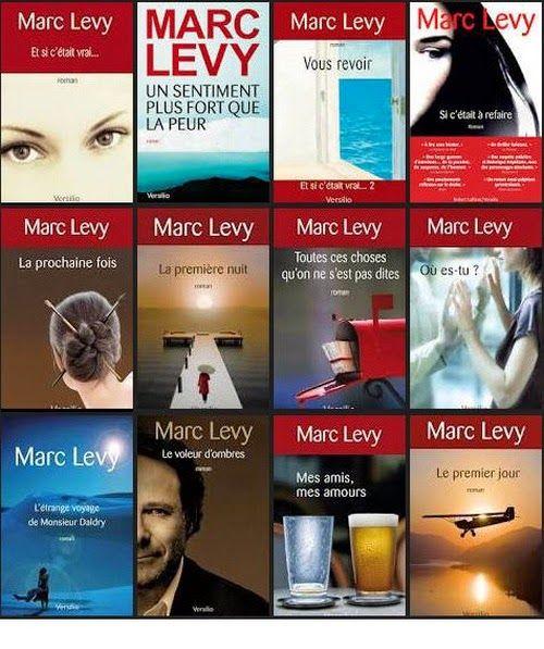 Marc Levy - Collection complète