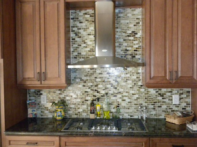 Tile backsplash   Kitchen Backsplash installation of the weektile backsplash   Kitchen Backsplash installation of the week  . Glass Tile Kitchen Backsplash Installation. Home Design Ideas