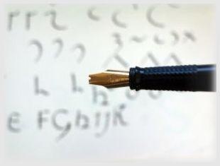 40 fantastic calligraphy blogs web design schools guide