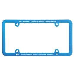 License Plate Frame Starting At 0 79 Each License Plate License Plate Frames Frame