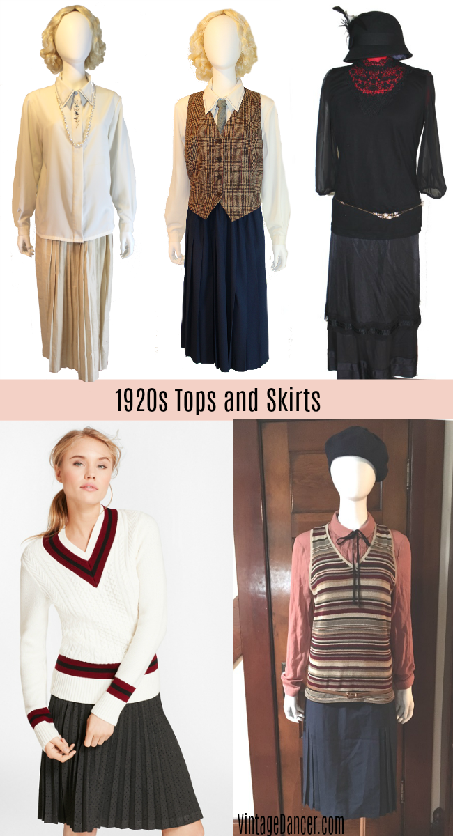 Pin On 1920s Fashion History