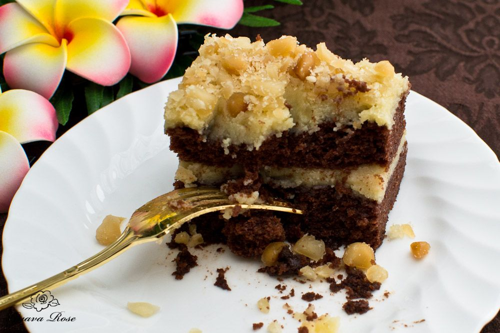 Hawaiian chantilly cake recipe cake toppings desserts