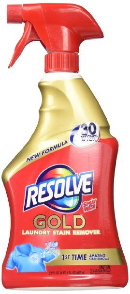 Resolve Laundry Stain Remover 22 Fl Oz Laundry Stain Remover