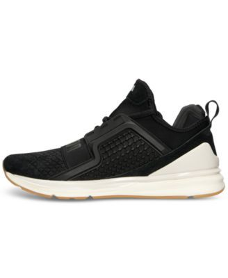 58248ce18b760d Puma Men s Ignite Limitless Reptile Casual Sneakers from Finish Line -  Black 10.5