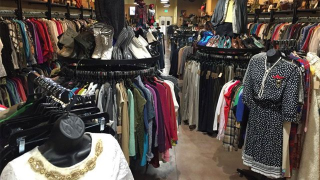 Slideshow - If you are looking for vintagefashions at a bargain price, there'sa new place to shop in Indianapolis.